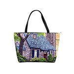 Essex Lighthouse -AveHurley ArtRevu.com- Classic Shoulder Handbag