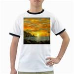 James Hurley Point Lighthouse -AveHurley ArtRevu.com- Ringer T