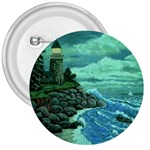 Jerrys Lighthouse -  Ave Hurley - Wrap Canvas Version 3  Button