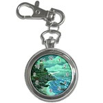 Jerrys Lighthouse -  Ave Hurley - Wrap Canvas Version Key Chain Watch