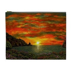 Alyssa s Sunset By Ave Hurley Artrevu   Cosmetic Bag (xl) by ArtRave2