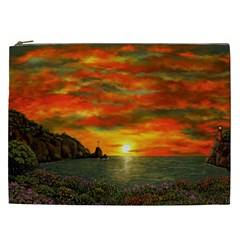 Alyssa s Sunset By Ave Hurley Artrevu   Cosmetic Bag (xxl) by ArtRave2