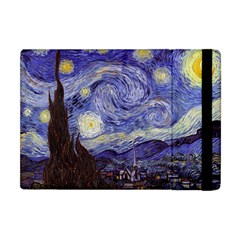 Vincent Van Gogh Starry Night Apple Ipad Mini Flip Case
