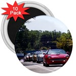 Cruise 3  Magnet (10 pack)