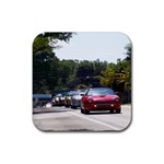 Cruise Rubber Square Coaster (4 pack)
