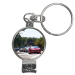 Cruise Nail Clippers Key Chain