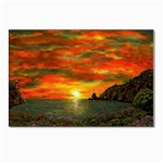 Alyssa s Sunset -Ave Hurley ArtRevu.com- Postcards 5  x 7  (Pkg of 10)