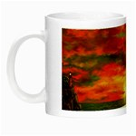 Alyssa s Sunset -Ave Hurley ArtRevu.com- Night Luminous Mug