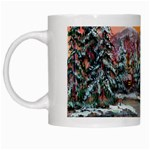 Jane s Winter Sunset -AveHurley ArtRevu.com- White Mug