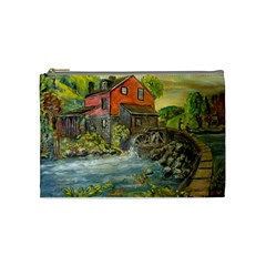 Daniels Mill   Ave Hurley   Cosmetic Bag (medium) by ArtRave2