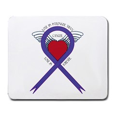 Gatitaloveisart Large Mouse Pad (rectangle) by loveandcancer