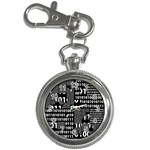 Beauty of Binary Key Chain & Watch