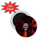 Skeleton in Blood Bath 1.75  Magnet (100 pack)