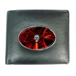 Skeleton in Blood Bath Wallet
