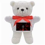 Skeleton in Blood Bath Teddy Bear