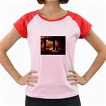 The Gatekeeper Women s Cap Sleeve T-Shirt