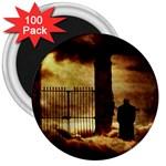 The Gatekeeper 3  Magnet (100 pack)