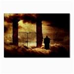 The Gatekeeper Postcard 4 x 6  (Pkg of 10)