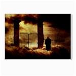 The Gatekeeper Postcard 5  x 7