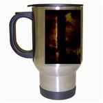 The Gatekeeper Travel Mug (Silver Gray)