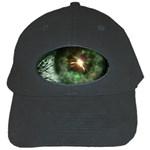The Eye Sees All Black Cap