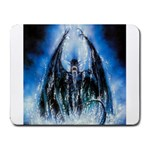 Demon Out of the Water Small Mousepad