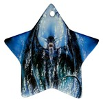 Demon Out of the Water Ornament (Star)