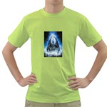 Demon Out of the Water Green T-Shirt