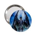 Demon Out of the Water 2.25  Handbag Mirror