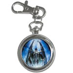 Demon Out of the Water Key Chain Watch