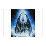 Demon Out of the Water Sticker A4 (100 pack)