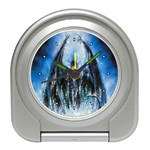 Demon Out of the Water Travel Alarm Clock