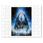Demon Out of the Water Jigsaw Puzzle (Rectangular)