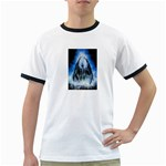 Demon Out of the Water Ringer T