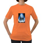 Demon Out of the Water Women s Dark T-Shirt