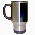 Demon Out of the Water Travel Mug (Silver Gray)