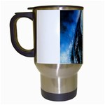 Demon Out of the Water Travel Mug (White)