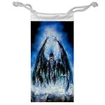 Demon Out of the Water Jewelry Bag
