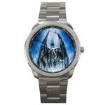 Demon Out of the Water Sport Metal Watch
