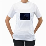 Demon Horseman at Night Women s T-Shirt