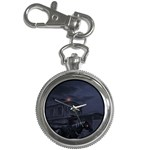 Demon Horseman at Night Key Chain Watch