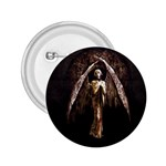 Goth Angel 2.25  Button