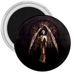 Goth Angel 3  Magnet
