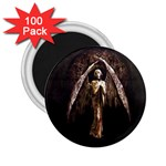 Goth Angel 2.25  Magnet (100 pack)