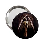 Goth Angel 2.25  Handbag Mirror