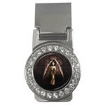 Goth Angel Money Clip (CZ)