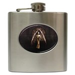 Goth Angel Hip Flask (6 oz)