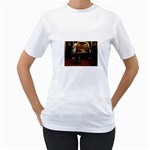 Joan of Arc Fantasy Women s T-Shirt