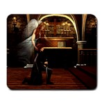 Joan of Arc Fantasy Large Mousepad