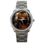 Joan of Arc Fantasy Sport Metal Watch